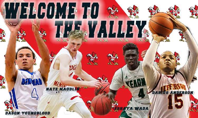 Cardinals Add 4 to Class of 2017 - Skagit Valley College